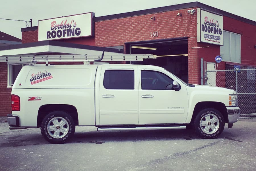 Oshawa Roofing Company
